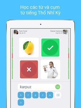 Học tiếng Thổ Nhĩ Kỳ với LinGo Play ảnh chụp màn hình 5