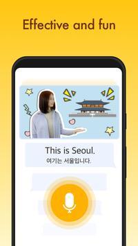 Learn Korean, Japanese, Chinese, Spanish, French + screenshot 1