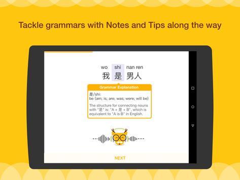 Aprenda Inglês, Espanhol, Japonês ou Coreano imagem de tela 9