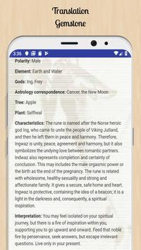 free rune reading screenshot 2