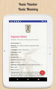 free rune reading screenshot 4