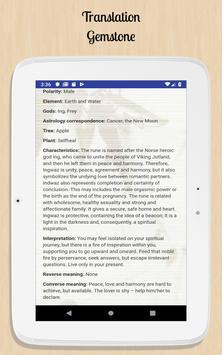 free rune reading screenshot 5