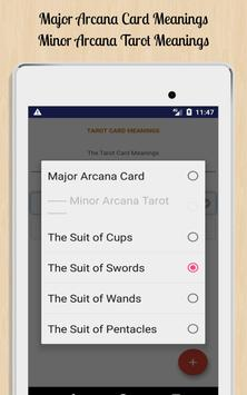 Tarot Card Meanings screenshot 9