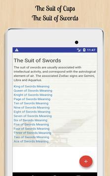 Tarot Card Meanings screenshot 10