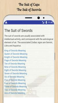 Tarot Card Meanings screenshot 2