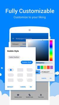 SMS Messenger –  Programador captura de pantalla 5