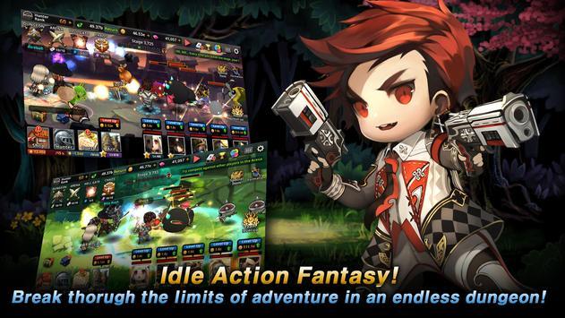 Dungeon Breaker Heroes screenshot 1