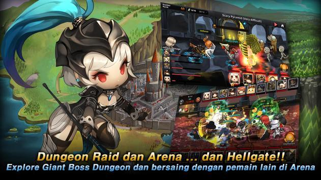 Dungeon Breaker Heroes screenshot 3