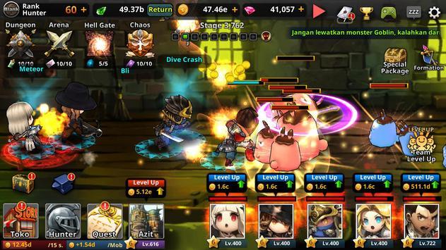 Dungeon Breaker Heroes screenshot 4