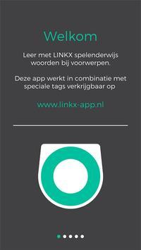 LINKX-app poster