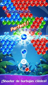 Bubble Shooter Genies Poster