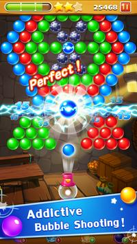 Burbujas Locas Bubble Shooter captura de pantalla 5