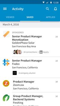 LinkedIn Job Search screenshot 3