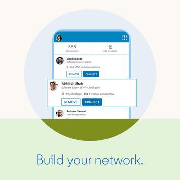 LinkedIn Lite imagem de tela 3