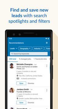LinkedIn Sales Navigator screenshot 1