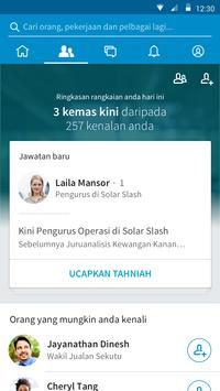 LinkedIn syot layar 2