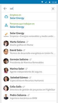 LinkedIn captura de pantalla 4