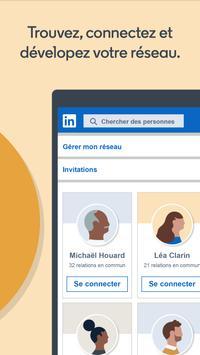 LinkedIn capture d'écran 2