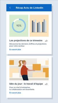 LinkedIn capture d'écran 7
