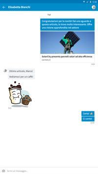 9 Schermata LinkedIn