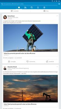 6 Schermata LinkedIn