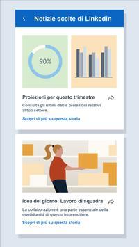 7 Schermata LinkedIn