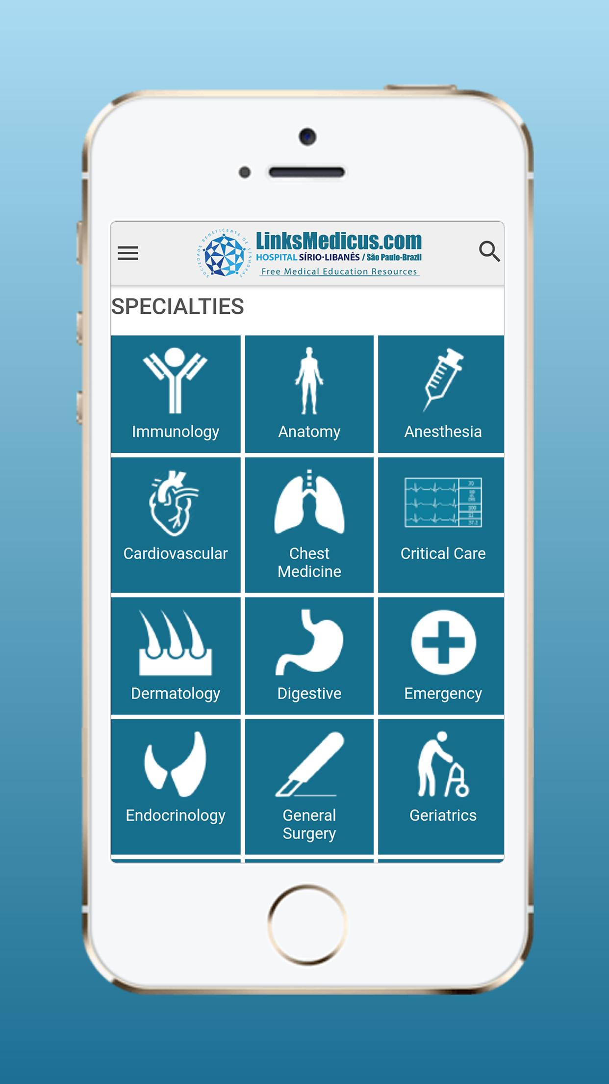 Links Medicus - Medical Updates for Android - APK Download