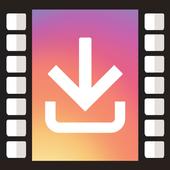 Video Downloader für Instagram Zeichen
