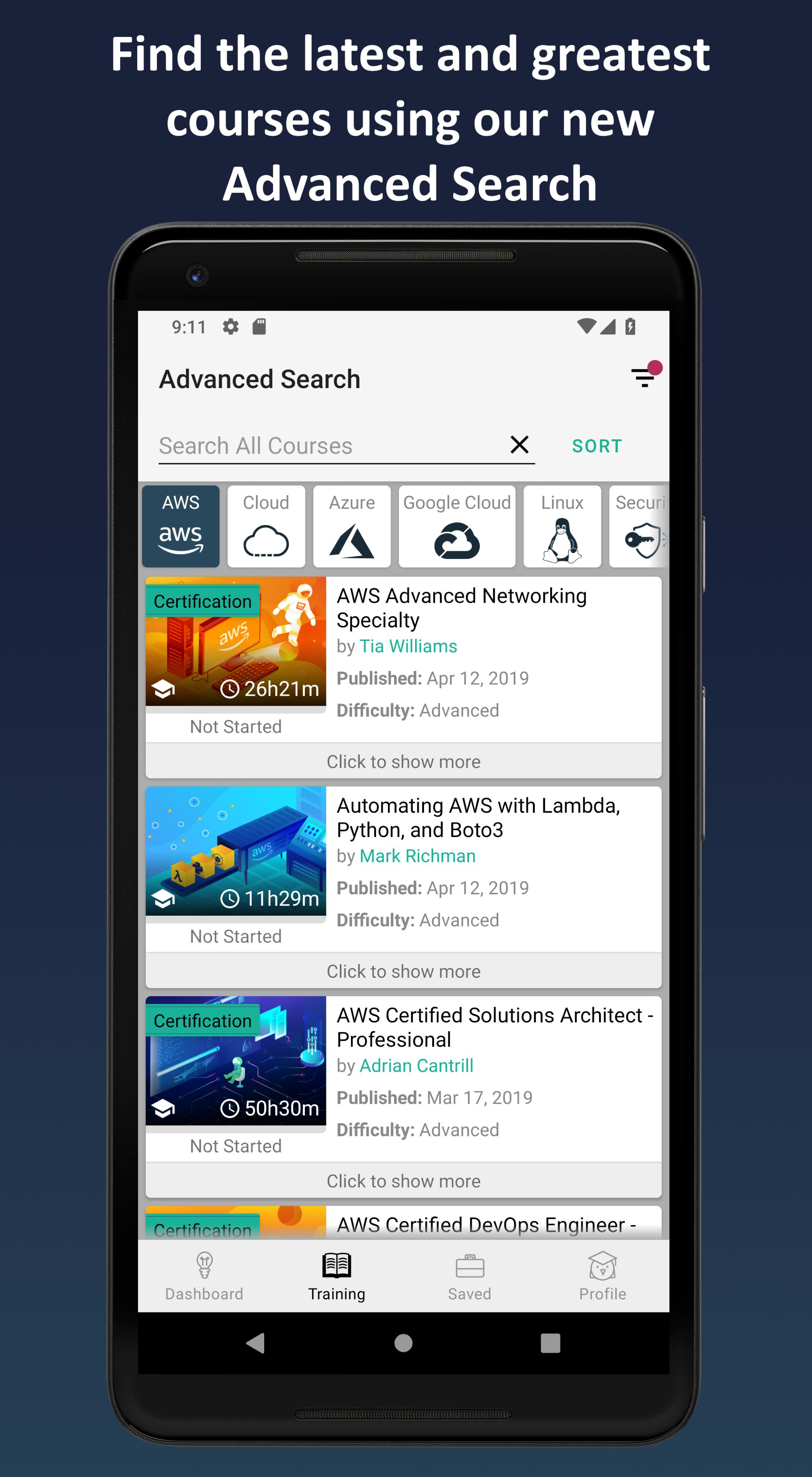 Linux Academy for Android - APK Download