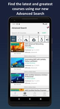 Linux Academy screenshot 1