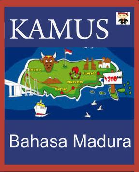 Kamus Bahasa Madura poster