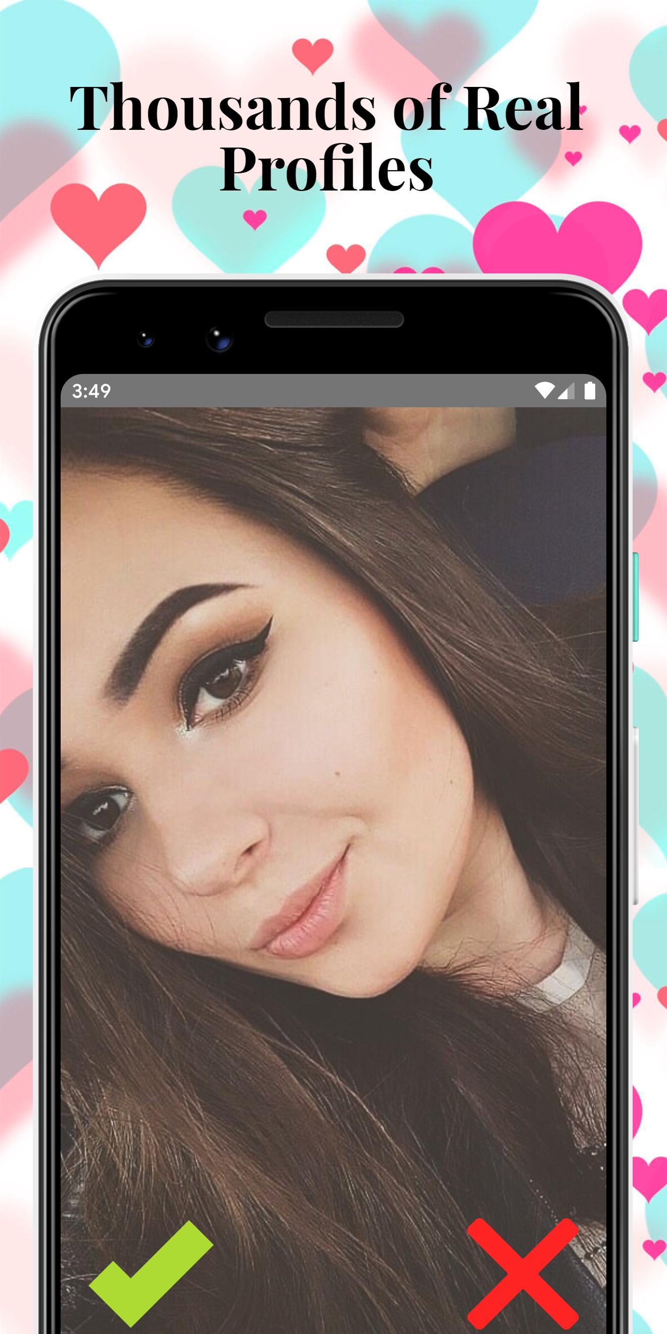 Lisa Dating App Only Real Profiles For Android Apk Download