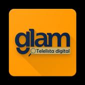 Lista Glam Digital icon