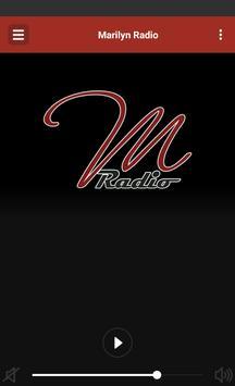Marilyn Radio screenshot 1