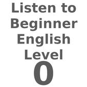 Listen To Beginner English Stories Level 0 Demo icon