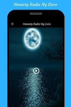 Honesty Radio Ng Livre poster