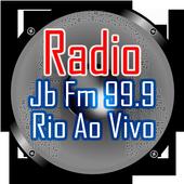 Radio Jb Fm 99.9 Rio Ao Vivo icon