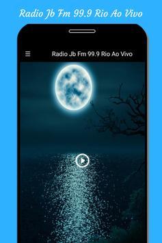 Radio Jb Fm 99.9 Rio Ao Vivo poster