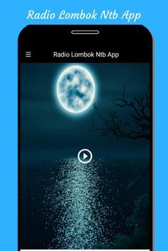 Radio Lombok Ntb App poster