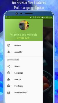 Vitamins and Minerals screenshot 1