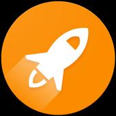 Rocket VPN icon