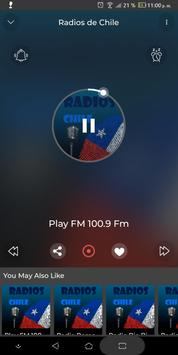 Radios de Chile screenshot 3