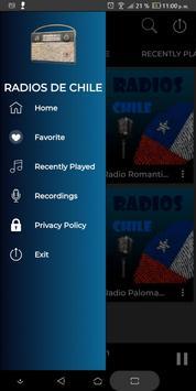 Radios de Chile screenshot 4