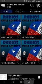 Radios de Chile  Los Ríos poster