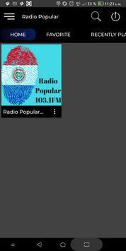 Radio Popular poster