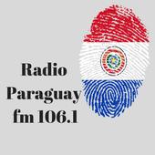 Radio Paraguay fm 106.1 icon