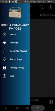 Radio Paraguay fm 106.1 screenshot 1