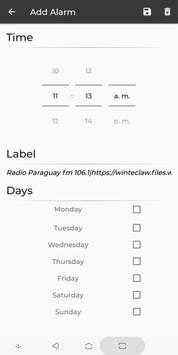 Radio Paraguay fm 106.1 screenshot 3