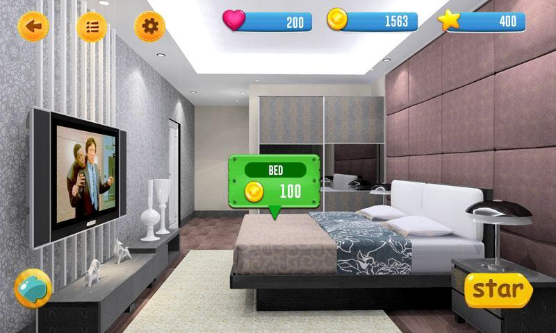 Room Decoration Design Home Makeover Game For Android