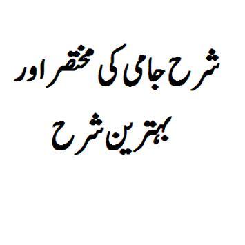 Sharh jami ki urdu Sharah khulasat ul jami for Android - APK Download